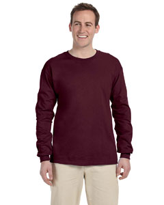 Maroon 5 oz. HiDENSI-T® Long-Sleeve T-Shirt