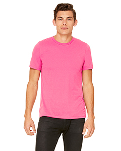 Berry Unisex Poly-Cotton Short-Sleeve T-Shirt