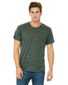 Forest Marble Unisex Poly-Cotton Short-Sleeve T-Shirt