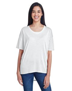 White Ladies' Freedom T-Shirt