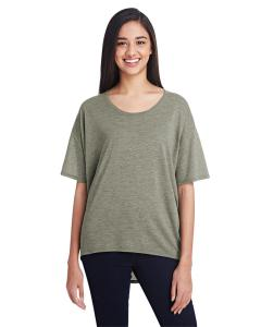Hthr City Green Ladies' Freedom T-Shirt