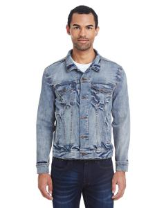 Light Denim Unisex Denim Jacket