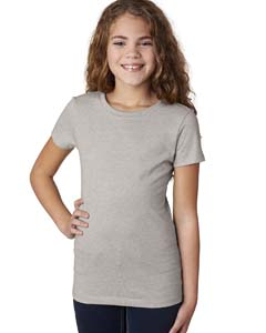 Silk Girls' Princess CVC T-Shirt