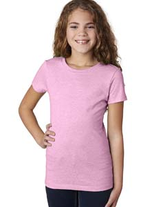 Lilac Girls' Princess CVC Tee