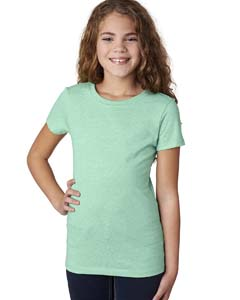 Mint Girls' Princess CVC T-Shirt