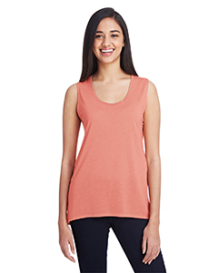 Terracotta Ladies Freedom Sleeveless T-Shirt