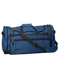 Navy Explorer Large Duffel Bag