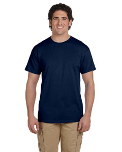J Navy 5 oz., 100% Heavy Cotton HD® T-Shirt