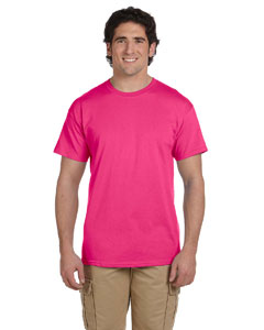 Cyber Pink 5 oz., 100% Heavy Cotton HD® T-Shirt