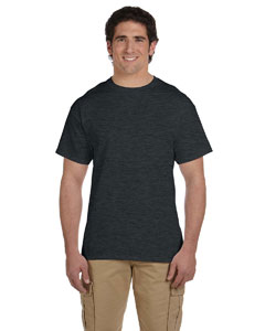 Black Heather 5 oz., 100% Heavy Cotton HD® T-Shirt