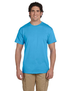 Aquatic Blue 5 oz., 100% Heavy Cotton HD® T-Shirt