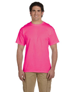 Retro Hth Pink 5 oz., 100% Heavy Cotton HD® T-Shirt
