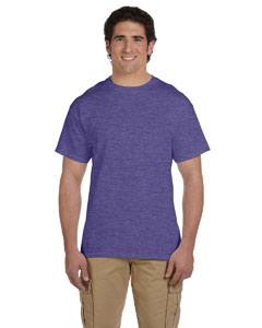 Retro Hth Purp 5 oz., 100% Heavy Cotton HD® T-Shirt