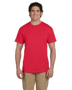 Fiery Red Adult Unisex 5 oz. HD Cotton™ T-Shirt