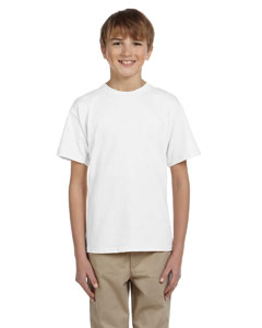 White Kids 5 oz., 100% Heavy Cotton HD® T-Shirt