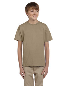 Khaki Kids 5 oz., 100% Heavy Cotton HD® T-Shirt