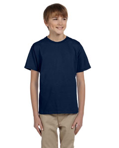 J Navy Kids 5 oz., 100% Heavy Cotton HD® T-Shirt