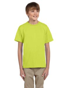 Safety Green Kids 5 oz., 100% Heavy Cotton HD® T-Shirt