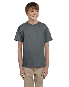 Charcoal Grey Kids 5 oz., 100% Heavy Cotton HD® T-Shirt