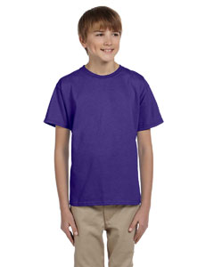 Purple Kids 5 oz., 100% Heavy Cotton HD® T-Shirt