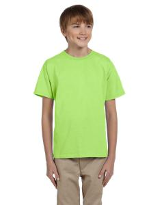 Neon Green Kids 5 oz., 100% Heavy Cotton HD® T-Shirt