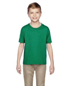Retro Hth Green Kids 5 oz., 100% Heavy Cotton HD® T-Shirt