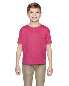 Retro Hth Pink Kids 5 oz., 100% Heavy Cotton HD® T-Shirt