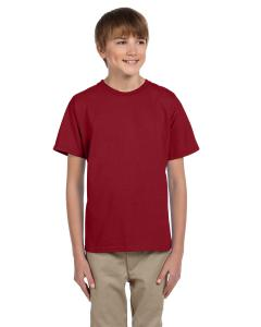 Crimson Kids 5 oz., 100% Heavy Cotton HD® T-Shirt
