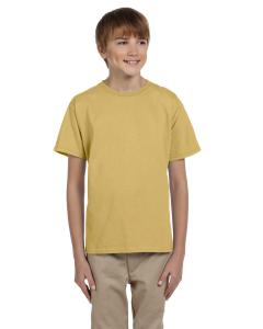 New Gold Kids 5 oz., 100% Heavy Cotton HD® T-Shirt