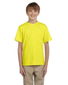 Neon Yellow Kids 5 oz., 100% Heavy Cotton HD® T-Shirt