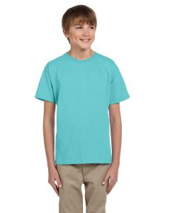 Scuba Blue Kids 5 oz., 100% Heavy Cotton HD® T-Shirt