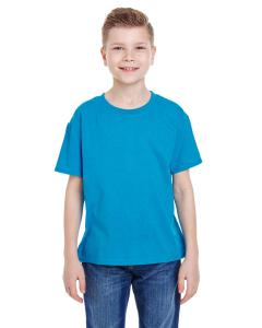 Turquoise Hthr Kids 5 oz., 100% Heavy Cotton HD® T-Shirt