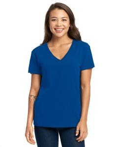 Royal Ladies' Relaxed V-Neck T-Shirt