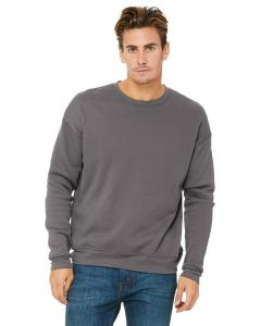Storm Unisex Drop Shoulder Fleece