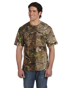 Apg Officially Licensed REALTREE® Camouflage Short-Sleeve T-Shirt
