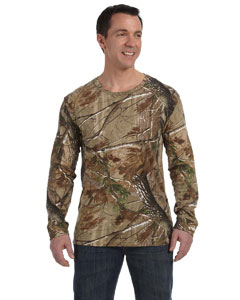 Ap Men's Realtree® Camo Long-Sleeve T-Shirt