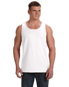 White 5 oz., 100% Heavy Cotton HD® Tank