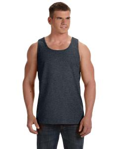 Black Heather 5 oz., 100% Heavy Cotton HD® Tank