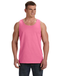 Neon Pink 5 oz., 100% Heavy Cotton HD® Tank