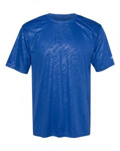 Royal Line Embossed Adult Line Embossed T-Shirt