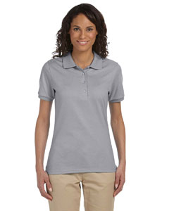 Oxford Ladies' 5.6 oz. SpotShield™ Jersey Polo