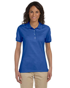 Royal Ladies' 5.6 oz. SpotShield™ Jersey Polo