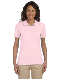 Classic Pink Women's 5.6 oz., 50/50 Sport Shirt with SpotShield™