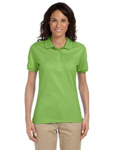 Kiwi Ladies' 5.6 oz. SpotShield™ Jersey Polo
