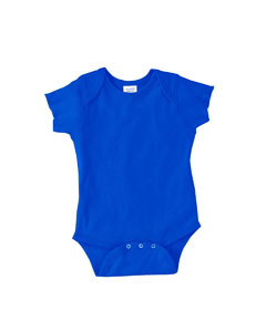 Royal Infant 5 oz. Baby Rib Lap Shoulder Bodysuit