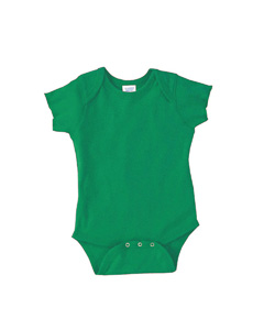 Kelly Infant 5 oz. Baby Rib Lap Shoulder Bodysuit