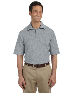 Athletic Heather Men's 6.5 oz. Cotton Piqué Polo
