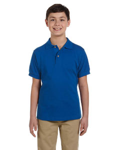 Royal Youth 6.5 oz. Ringspun Cotton Piqué Polo