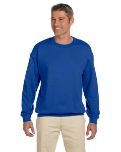 Royal Adult 9.5 oz., 50/50 Super Sweats® NuBlend® Fleece Crew