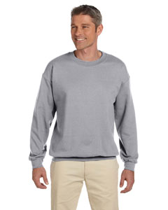 Oxford Adult 9.5 oz., 50/50 Super Sweats® NuBlend® Fleece Crew